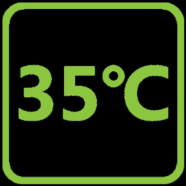 ilnamo természetes hajfesték 35C fokos víz